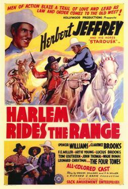 Harlem Rides the Range, 1939