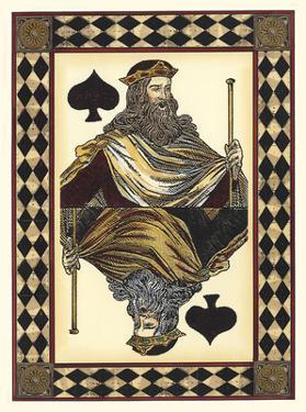 Harlequin Cards I