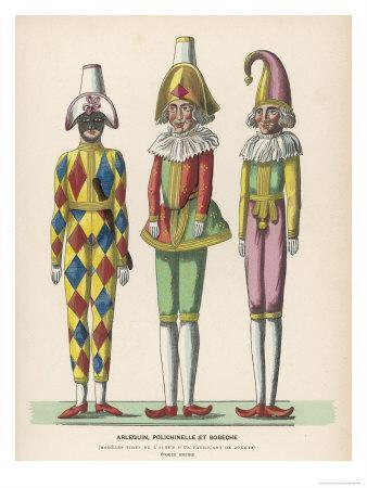https://imgc.allpostersimages.com/img/posters/harlequin-pulcinello-punch-and-bobeche-clown_u-L-OVE5B0.jpg?p=0