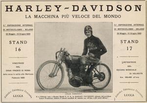 Harley-Davidson Advert