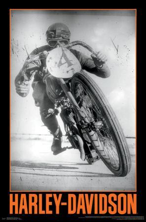 HARLEY-DAVIDSON - CLASSIC RACER