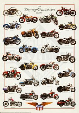 Harley Davidson Legend