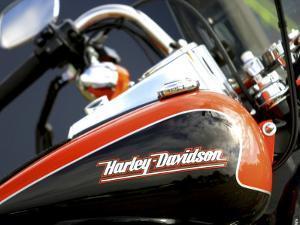 Harley Davidson Motorcycle