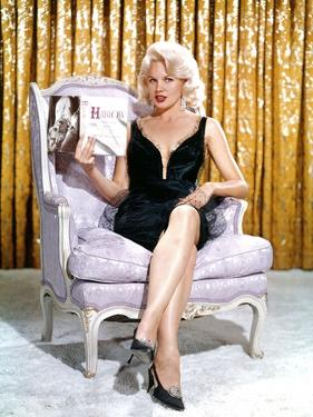 HARLOW, 1965 directed by GORDON DOUGLAS Carroll Baker (photo)