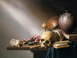 Steenwyck: Still Life by Harmen van Steenwyck