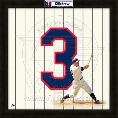 Harmon Killebrew, Twins representation of the player's jersey