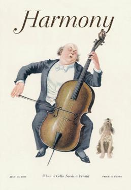 Harmony: When a Cello Needs a Friend