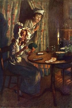 'The Old Curiosity Shop' by Charles Dickens by Harold Copping