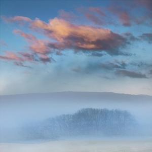 Dawn in The Lot by Harold Davis
