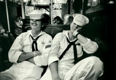 Floppy Sailors by Harold Feinstein