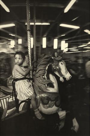 Merry-Go-Round by Harold Feinstein