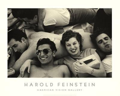 Teenagers by Harold Feinstein