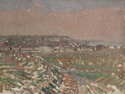 Dieppe from the West, 1910 - 1911