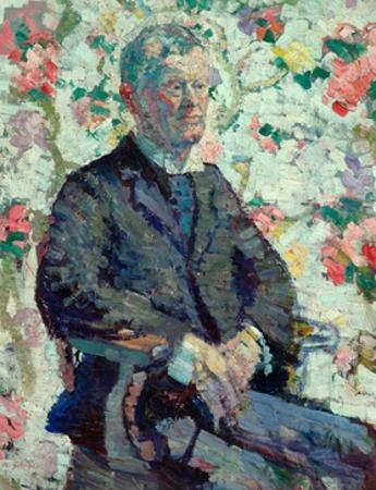Portrait of a Man, C.1912-14