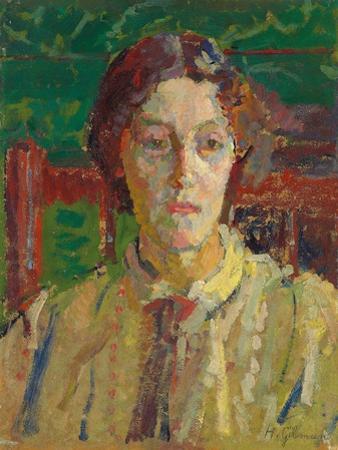Portrait of Mrs Whelan, C. 1912-3