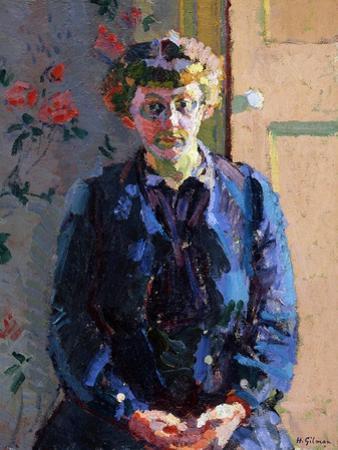 Portrait of Sylvia Gosse, 1912