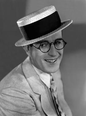 Harold Lloyd (1893- 1971) acteur america vers, 1924 --- Harold Lloyd (1893- 1971) american actor, c
