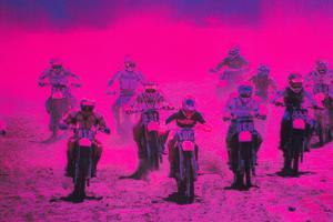 Motocross Racing by Harold Wilion