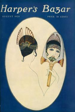 Harper's Bazaar, August 1920