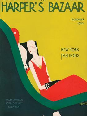 Harper's Bazaar, November 1930