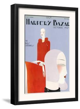 Harper's Bazaar, October 1929