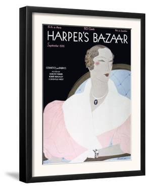 Harper's Bazaar, September 1932