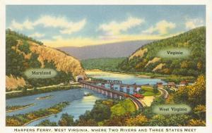 Harper's Ferry, West Virginia