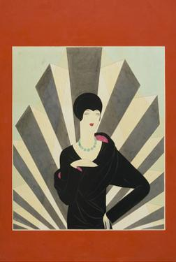 Vogue - March 1927 by Harriet Meserole
