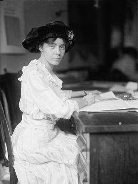 Alice Paul, 1915 by Harris & Ewing