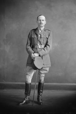 Colonel Claude Edward Dansey (1876-1947) by Harris & Ewing