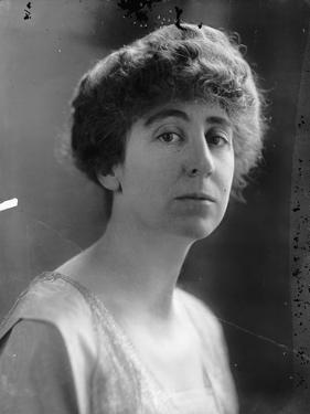 Jeanette Rankin, c.1917 by Harris & Ewing