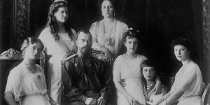 Russian Royal family, 1914 by Harris & Ewing