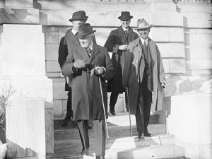 Warren Harding, 1922 by Harris & Ewing