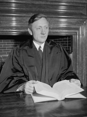 William Orville Douglas, 1939 by Harris & Ewing