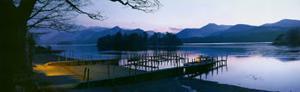 Derwentwater - Cumbria by Harris Granville
