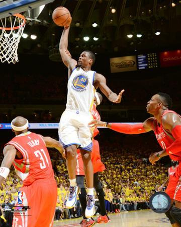 Harrison Barnes Game 5 of the 2015 Conference Finals