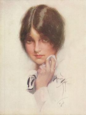 'A Study', c1914, (1914) by Harrison Fisher