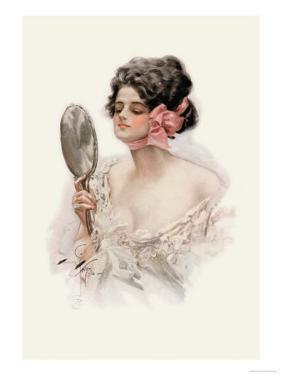 Vanity by Harrison Fisher