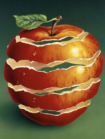 Red Apple by Harro Maass