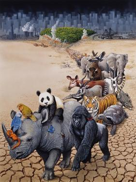 Save Our Environment by Harro Maass