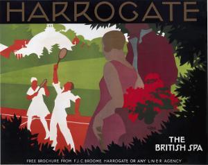 Harrogate, the British Spa