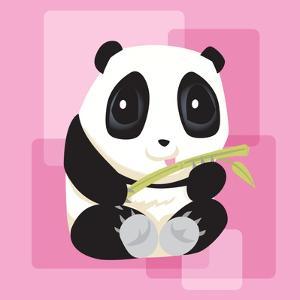 Anime Panda by Harry Briggs