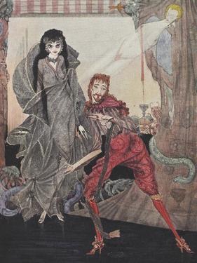 Ligeia by Harry Clarke