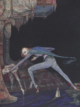 Macabre by Harry Clarke