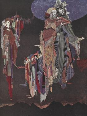 Monas and Una by Harry Clarke