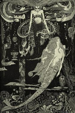 The Little Mermaid by Harry Clarke