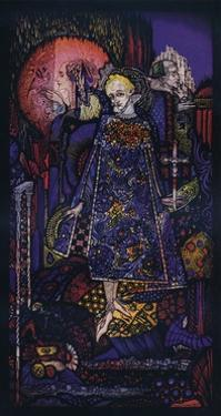 'The Song of the Mad Prince', c1917 by Harry Clarke