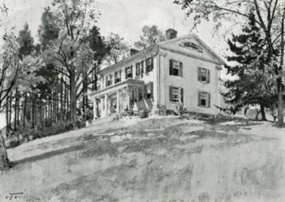 House of William Cullen Bryant