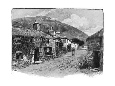 Residence of Llywelyn