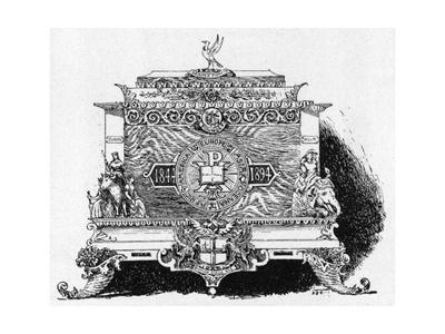 Sir George Williams, Presentation Casket